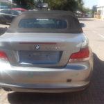 BMW E87 120i Cabriolet 2010 model