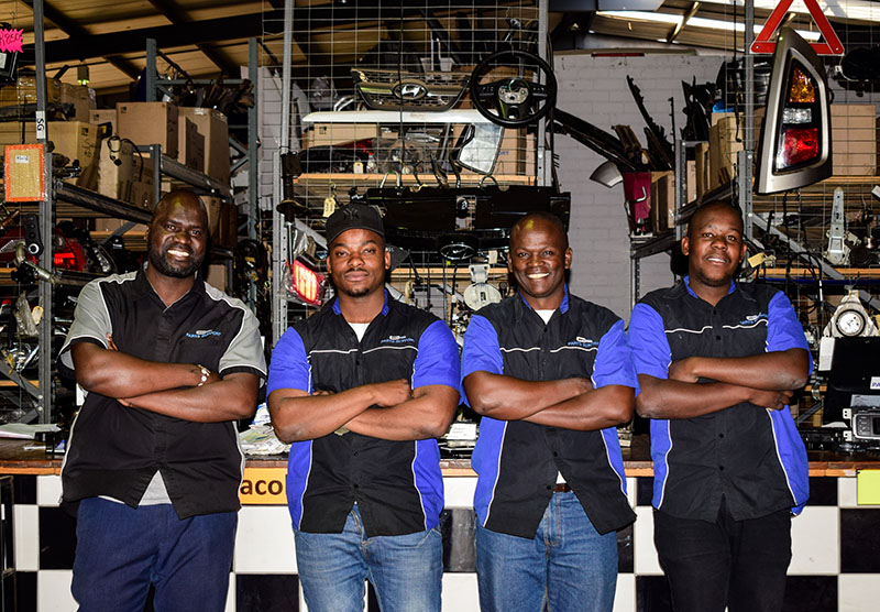 PS Used Parts Team